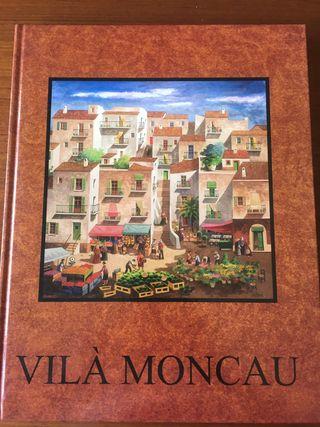 Vila Moncau llibre d'Art