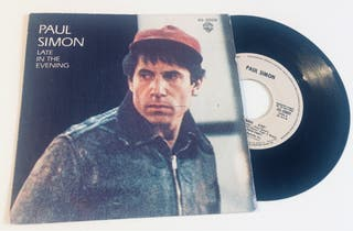 PAUL SIMON Disco Vinilo Single