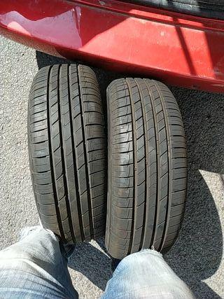 2 ruedas Nuevas 195 /65 R15 por 60€