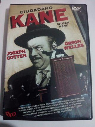 DVD CIUDADANO KANE
