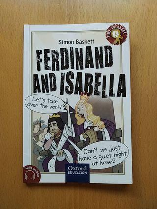 """Libro """"Ferdinand and Isabella"""" (En Inglés)"""