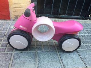 Correpasillos moto imaginarium