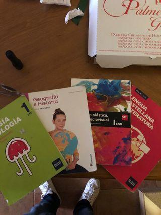 Libros 1º ESO