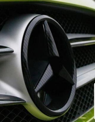 Estrella Mercedes Negro Grafito Parrilla A ESTRENA