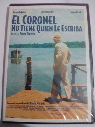 DVD DE EL CORONEL NO TIENE QUIEN LE ESCRIBA