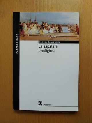 """Libro """"La zapatera prodigiosa"""""""