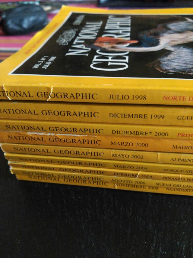National Geographic. Revistas