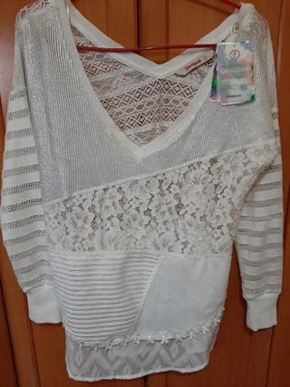 blusa desigual