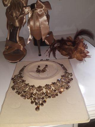 sandals sandalias nuevas de fiesta