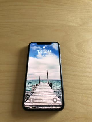 iPhone XS gris espacial 64gb