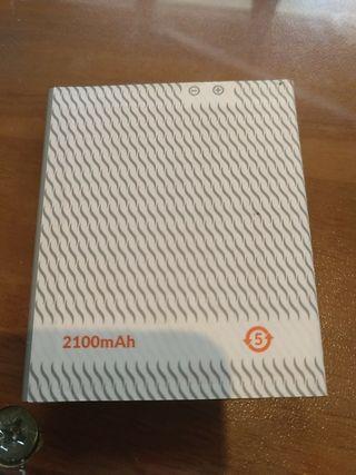 batería bq Aquaris 5 HD.