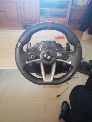 volante HORI para ps3, ps4