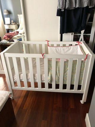 Cuna bebé