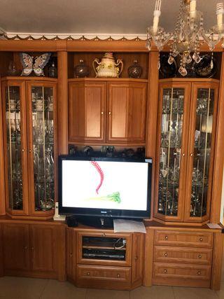 Mueble de salón , vitrina , salón
