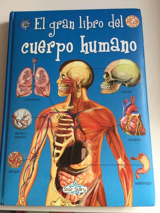 El gran libro del cuerpo humano NUEVO