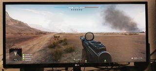 monitor gaming LG 29um69g-b