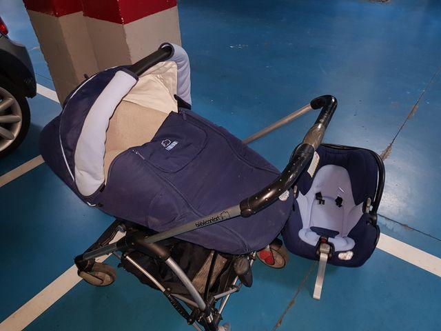 Cochecito Streety Bebé Confort
