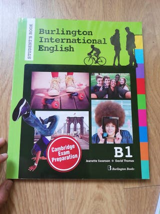 Burlington libro de Inglés