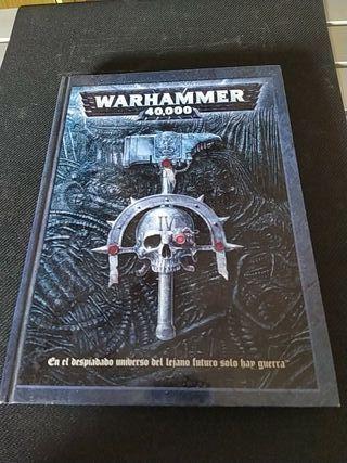 warhammer reglamento 40000