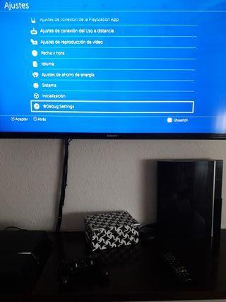 Playstation 4 versionsistema5.05