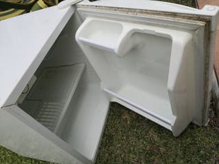 small fridge