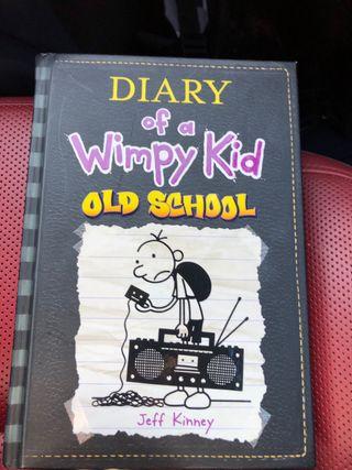 El diario de Greg en ingles
