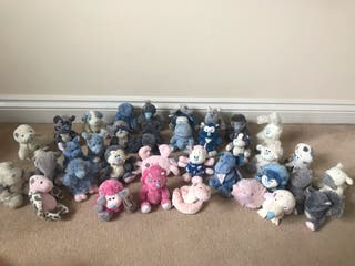 34 Blue Nose Friends Bears
