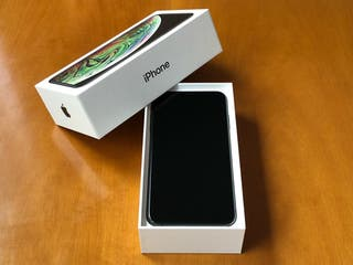 iPhone Xs Max gris 64gb impecable