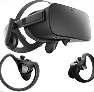 gafas VR oculus rift