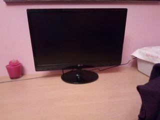 """Televisión-Monitor LG de 21"""""""