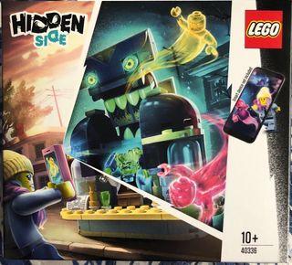 Lego promocional 40336 tienda de zumos