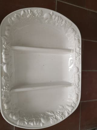 nice big plate