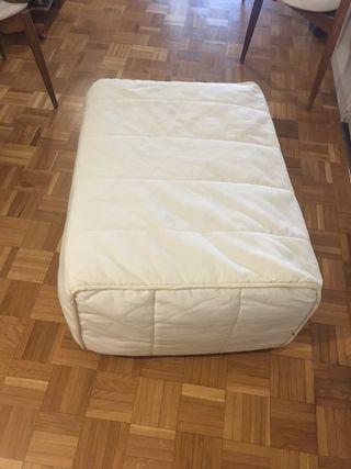 Cama/sillón plegable. 80x1.80