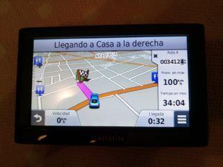 GPS. Garmin 55 nuvi 55 LM