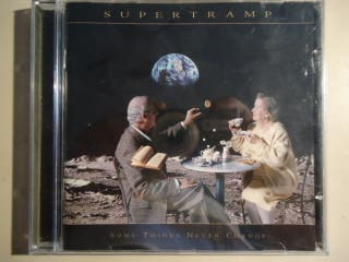 SUPERTRAMP Some Things Never Change CD