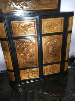 Mueble bar chino