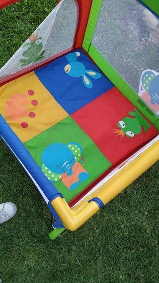 Parque infantil plegableOlmitos