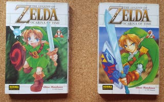 Lote The legend of Zelda Ocarina of time 2x8€