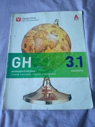 libro de historia geografía