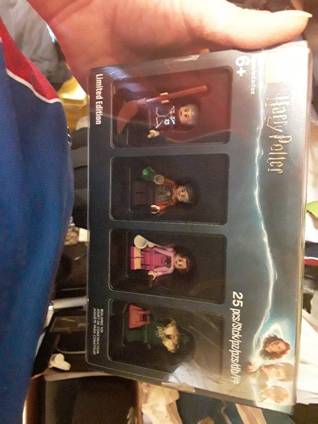 Harry potter limited edition set