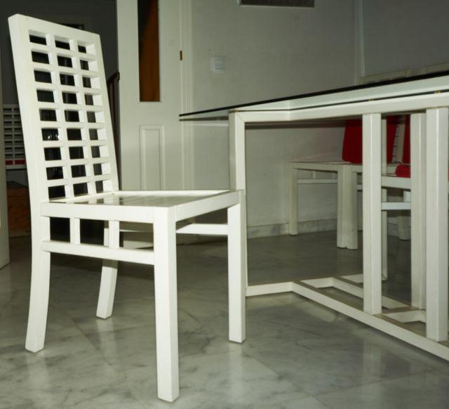 Mesa sillas comedor