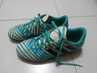 Botas fútbol niño tacos Adidas