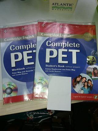 Libro de inglés 9788483237441 y 9788483237397