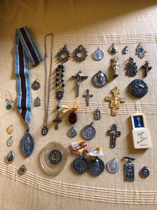 Medalla religiosa Lote