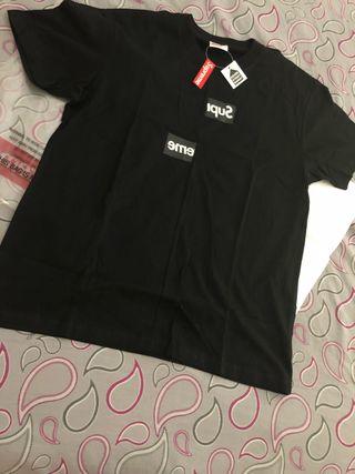 Supreme x CDG shirt