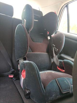 silla coche recaro niños