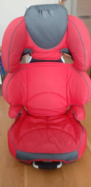 Silla coche Isofix 15-36 kg.Jane indy