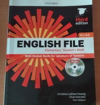 English file A1 A2