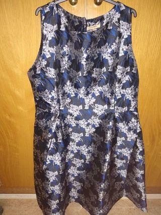 vestido estilo años 70