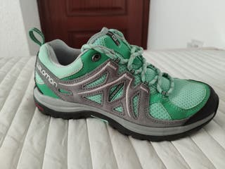 Zapatillas Trekking Salomon Ellipse 2 Aero (T.38)
